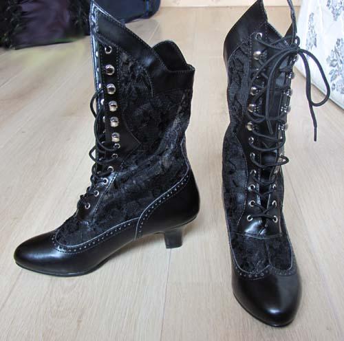 Victoriaanse(?) schoenen » Lenny's Adventures