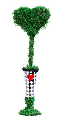 15-Artificial-Moss-Heart-Tree-Topiary-Alice-in-Wonderland-Decoration-Mad-Hatter-Tea-Party-0