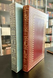 Cover and slipcase of the 1932 signed edition