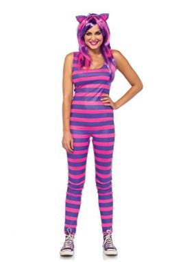 2-PC-Ladies-Darling-Cheshire-Catsuit-Set-0