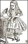 Alice by John Tenniel