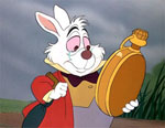 White Rabbit by Disney