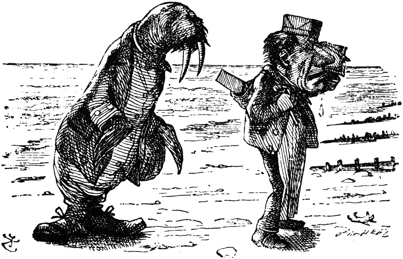 Weeping Walrus and Carpenter