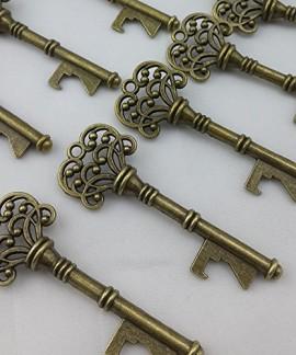 40PCS-Bottle-Openers-Bronze-Wedding-Favors-Rustic-Decoration-Party-Favor-0