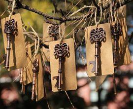 50pcs-Wedding-Favors-Skeleton-Key-Bottle-Opener-with-Escort-Tag-Card-0-0