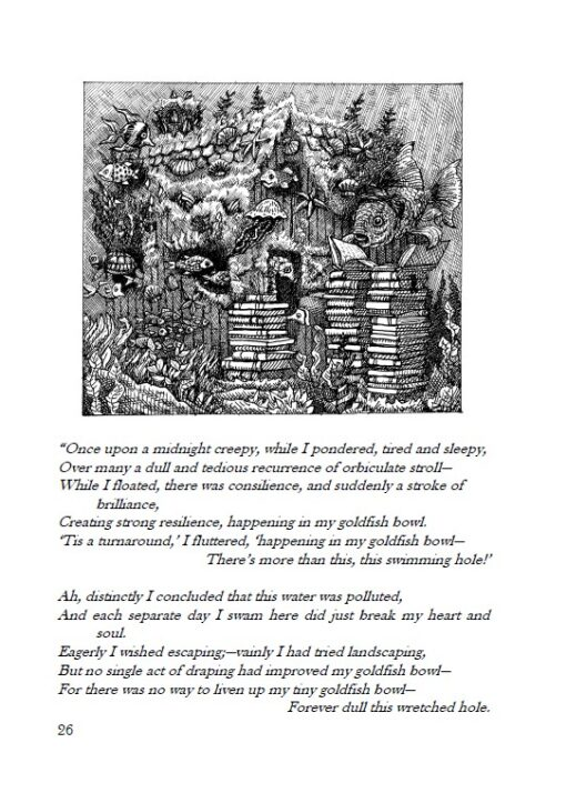 Alice's Adventures under Water page 26