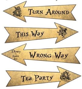Alice-in-Wonderland-4-party-arrows-party-decoration-0