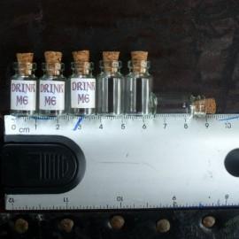 Alice-in-Wonderland-6Pcs-Steampunk-Antique-1ml-Drink-Me-Vial-Mix-Lot-96-0-0