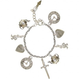 Alice-in-Wonderland-Charm-Bracelet-in-Burnished-Silver-0