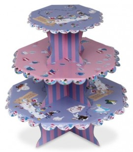 Alice-in-Wonderland-Cupcake-Stand-and-Cupcake-Wraps-0