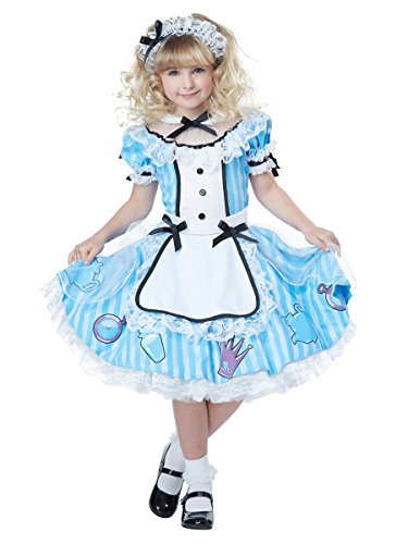 Alice in Wonderland Deluxe Kids Costume  sc 1 st  Alice in Wonderland.net : kids alice in wonderland costume  - Germanpascual.Com