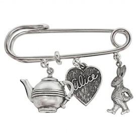 Alice-in-Wonderland-Kilt-Pin-in-Silver-Tone-0