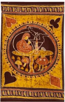 Alice-in-Wonderland-Wall-Hang-Tapestry-Bedspread-80-x-52floor-0