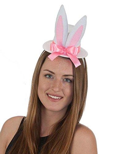 Bunny Ears Top Hat Fascinator