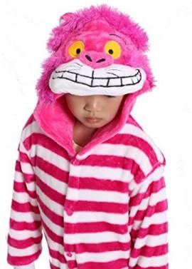 Cheshire-Cat-Kids-Costume-Cosplay-Anime-Onesie-Children-Kigurumi-Pajamas-0