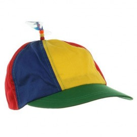 Child-Multi-colored-Baseball-Propeller-Hat-0