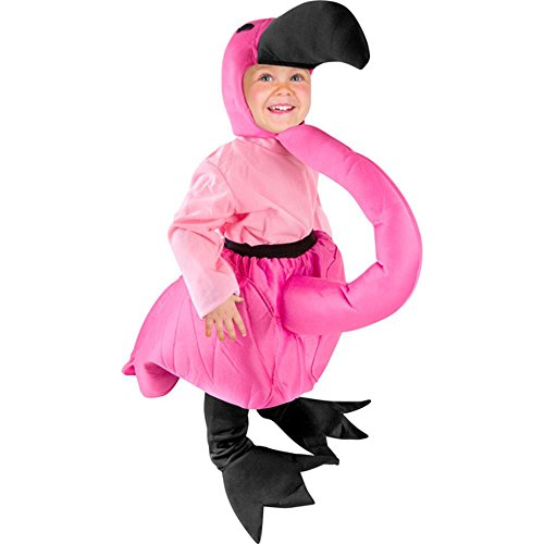 about this item source child s toddler flamingo costume size 2 4t alice in wonderland