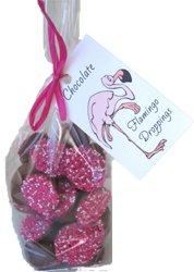 Chocolate-Flamingo-Droppings-Nonpareils-6-oz-Gift-Bag-snowcaps-0