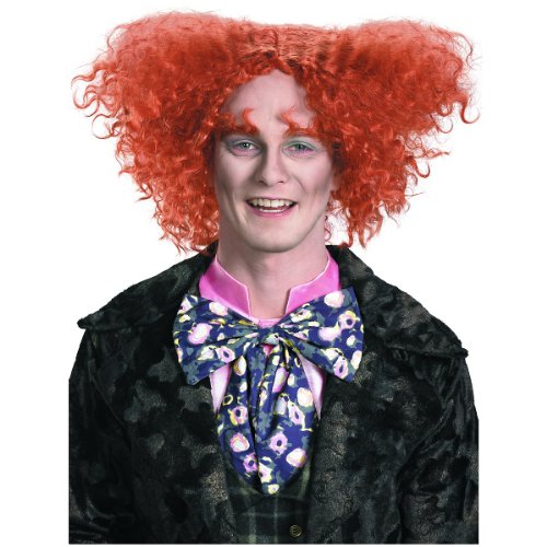 592dd0340c49c Disguise Men s Mad Hatter Costume Wig