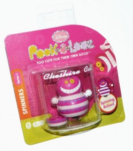 Disney-Alice-In-Wonderland-Cheshire-Cat-Pook-a-Looz-Spinners-Series-1-0