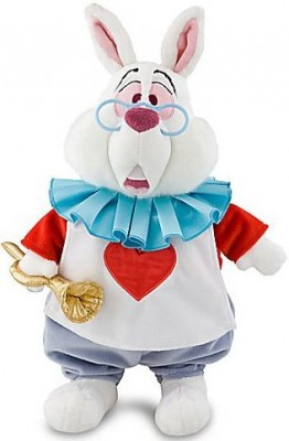 Disney-Alice-In-Wonderland-Exclusive-15-Inch-Deluxe-Plush-Figure-White-Rabbit-0