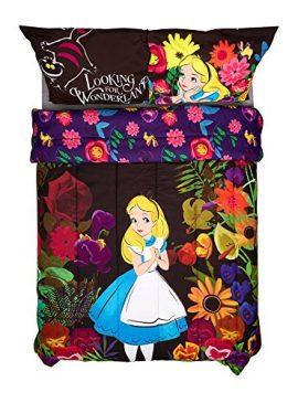Disney-Alice-In-Wonderland-Through-The-Looking-Glass-Vibrant-Colors-FullQueen-Comforter-0