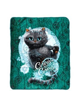 Disney-Alice-Through-The-Looking-Glass-Cheshire-Cat-Throw-Blanket-0