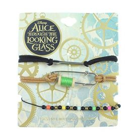 Disney-Alice-Through-The-Looking-Glass-Mad-Hatter-Bracelet-Trio-0-0