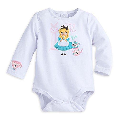 Disney Alice In Wonderland Bodysuit And Tutu Set For Baby Alice In