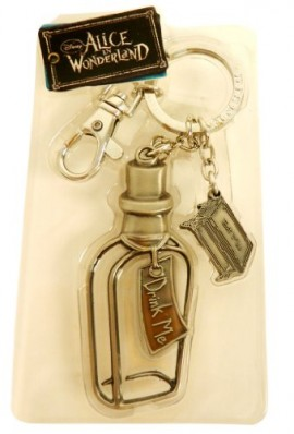 Disney-Drink-Me-Bottle-Key-Ring-with-Clear-Center-0