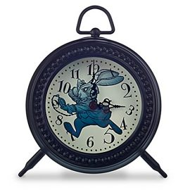 Disney-Store-Alice-Through-the-Looking-Glass-Desk-Clock-0