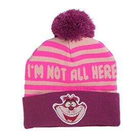 Disneys-Alice-in-Wonderland-Cheshire-Cat-Pink-Striped-Beanie-0