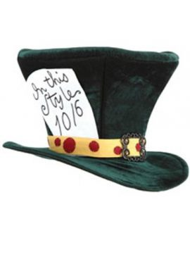 Elope-The-Mad-Hatter-Green-Hat-0-0