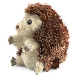 Folkmanis-Hedgehog-Hand-Puppet-0