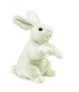 Folkmanis-Standing-Rabbit-Hand-Puppet-White-0