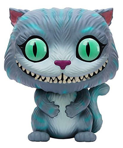 Funko-POP-Disney-Alice-in-Wonderland-Action-Figure-Cheshire-Cat-0