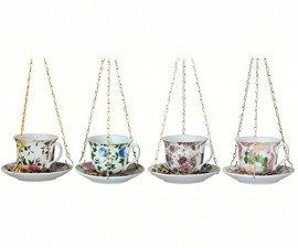 Hanging-Ceramic-Teacup-and-Saucer-Bird-Feeder-or-Holder-0