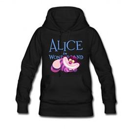 Hertanercase-Alice-In-Wonderland-Cheshire-Womens-Classic-Hoodie-0