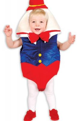 Humpty Dumpty Toddler Infant Halloween Costume - Alice-in ...