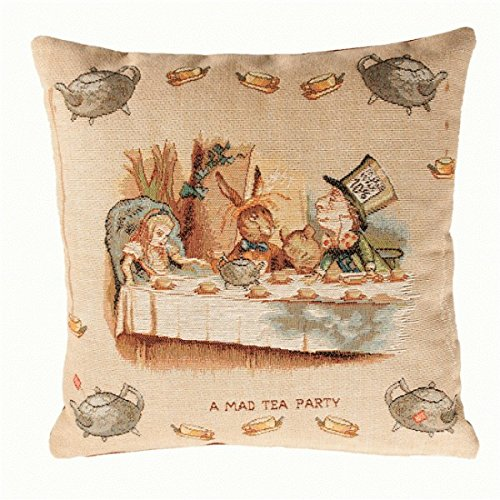 Party Alice In Wonderland Cushion Cover Alice In Shop
