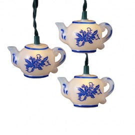 Kurt-Adler-UL-10-Light-Teapot-Light-Set-0