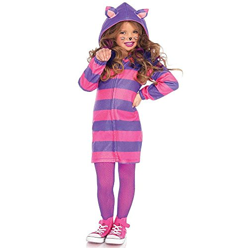 Leg Avenue Childrenu0027s Wonderland Cheshire Cat Cozy Costume  sc 1 st  Alice in Wonderland.net & Leg Avenue Childrenu0027s Wonderland Cheshire Cat Cozy Costume - Alice ...