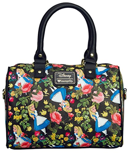 Loungefly-Alice-In-Wonderland-Floral-Cross-Body-0