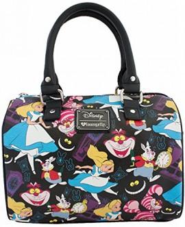 Loungefly-Disney-Alice-in-Wonderland-Print-Duffle-0