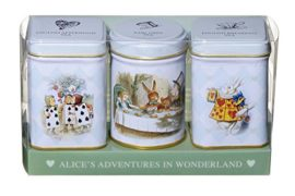 New-English-Teas-Alices-Adventures-in-Wonderland-Triple-Mini-Tin-Gift-Pack-70-g-0