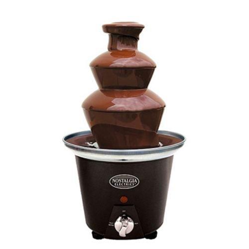 Nostalgia-Electrics-CFF965-Mini-Chocolate-Fondue-Fountain-0