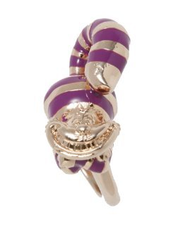 Q-pot-Disney-Alice-in-Wonderland-Cheshire-cat-Ring-60-US-size-New-0