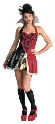 queen of hearts licensed disney adult costume