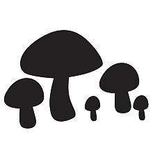 Room-Mates-Mushrooms-Chalkboard-Peel-and-Stick-Wall-Decal-0
