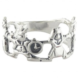 Sterling-Silver-Alice-in-Wonderland-Ring-with-White-Rabbit-Alice-Queen-Playing-Card-0